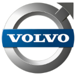 """Volvo. For life.""  Only Volvo promises you the safest ride."