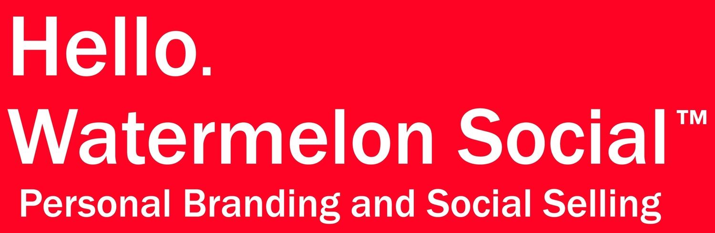 Watermelon Social — 100 Personal Branding Mistakes