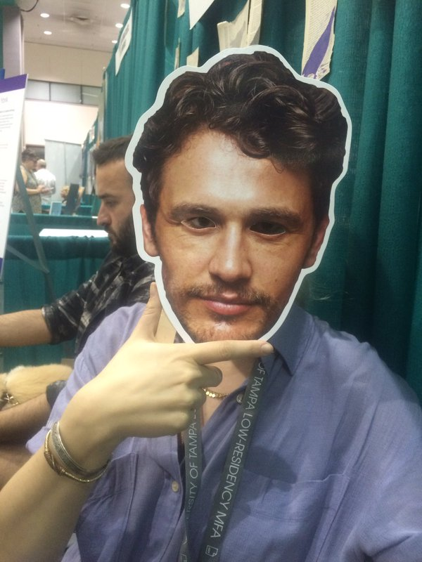 James Franco cameo.