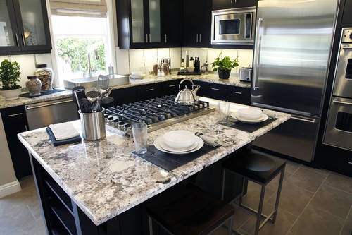Kitchen Modern Granite granite tech imports