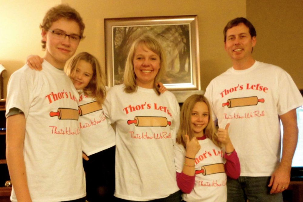 Meet the Ericksons! -