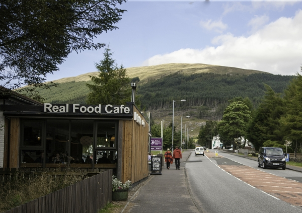 Real Food Cafe Tyndrum Opening Hours