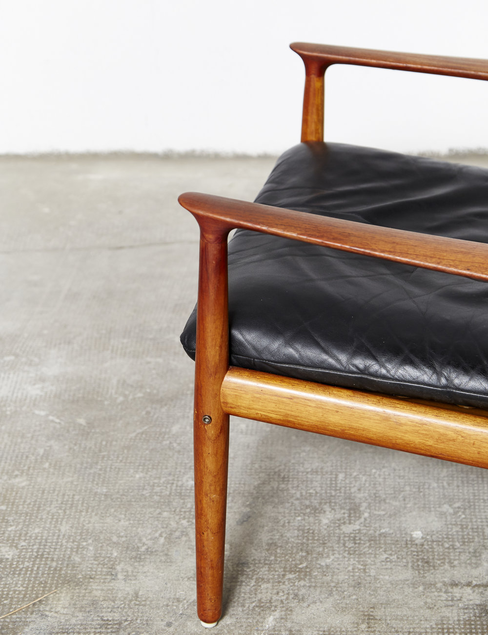 Sold Grete Jalk Teak Easy Chair For Glostrup