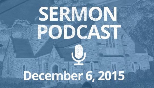 December 6th - Baptism Service