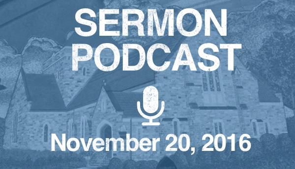 Podcast - November 20