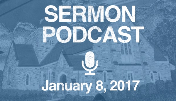Podcast Graphic - January 8, 2017