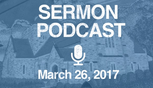 Podcast-March 26, 2017