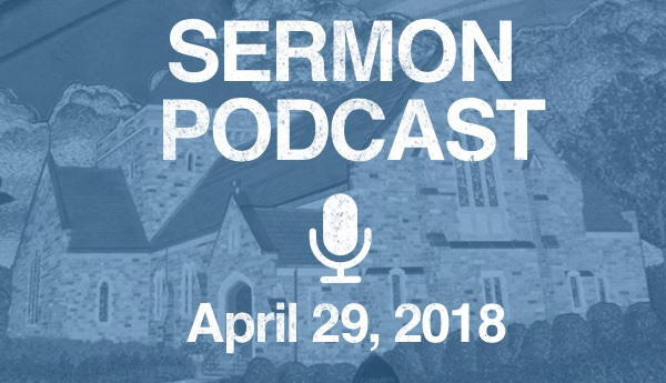 Podcast - April 29
