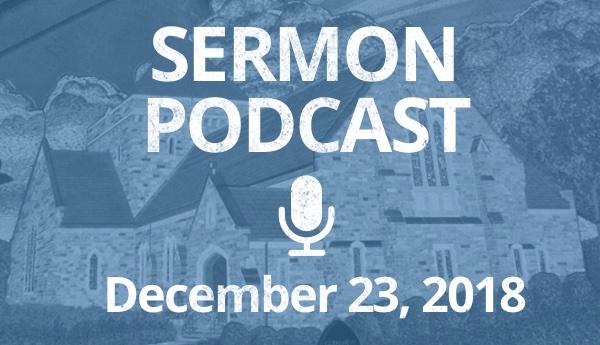 Podcast - December 23, 2018