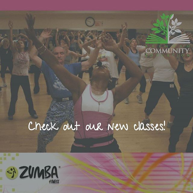 Check out our new classes! Zumba, Learn Spanish, Hands-On Chef, Cookie Couture, Country Dance, Teen Driver, & more! https://t.co/BoMaJTPT3e https://t.co/3Ik4fGkh6z