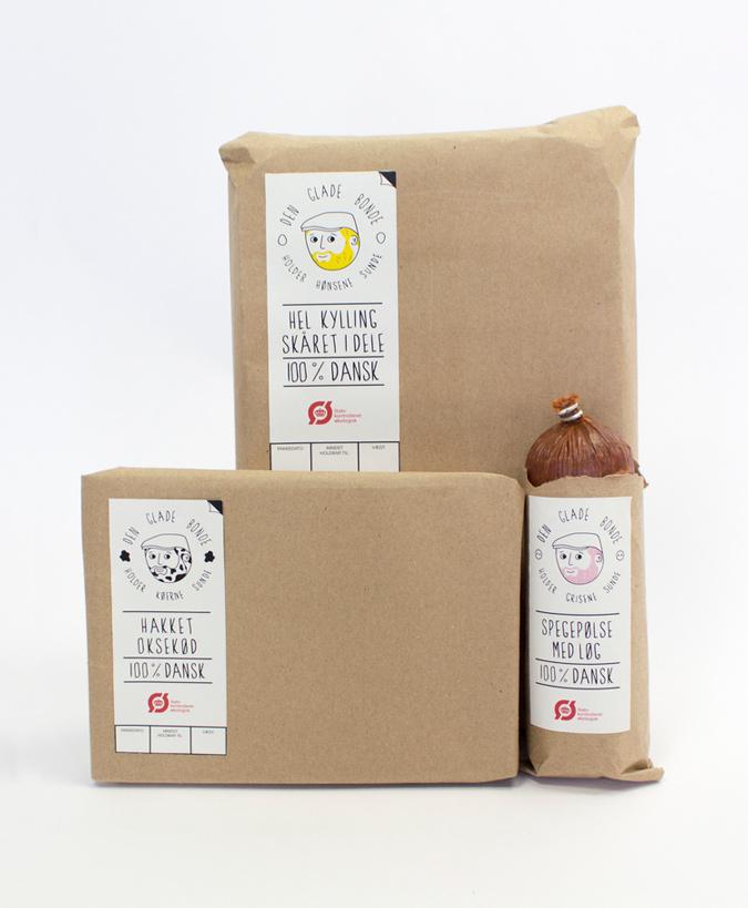 Emballage- og logodesign, slogan,