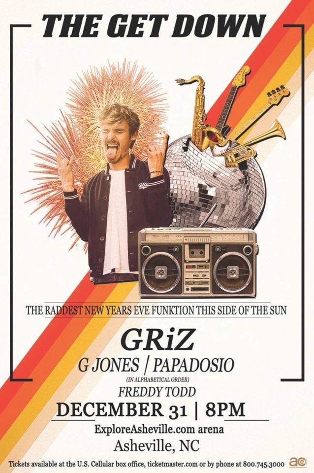 griz goes bigger than grizmas for new years
