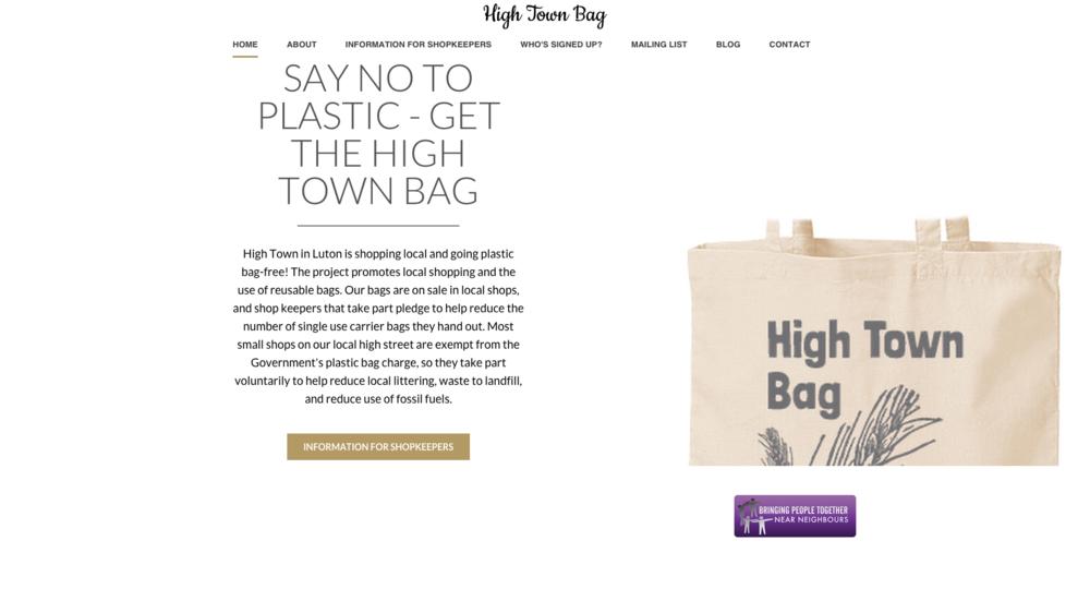 The High Town Bag