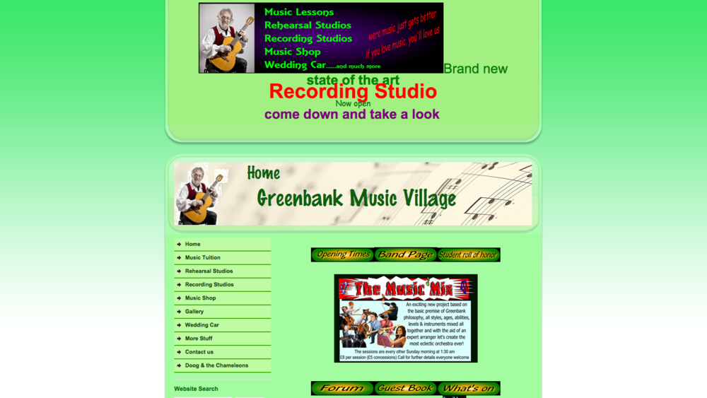 Greenbank Music Village