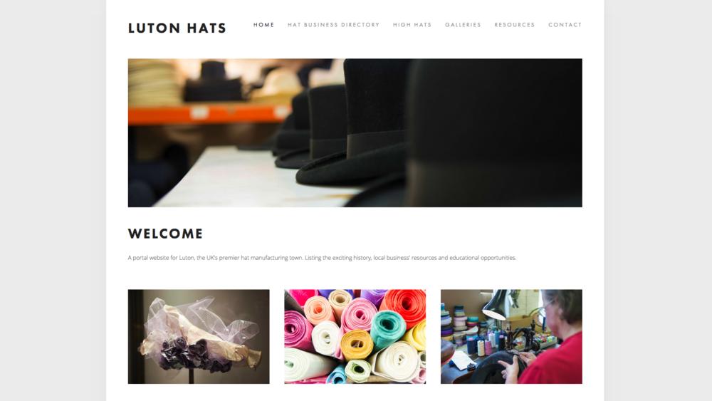 Luton Hats & High Hats shop