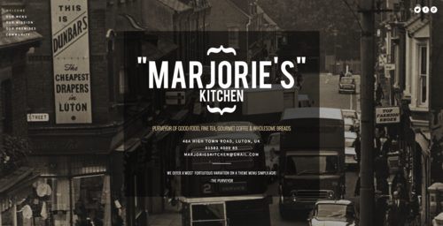 Marjorie's Cafe