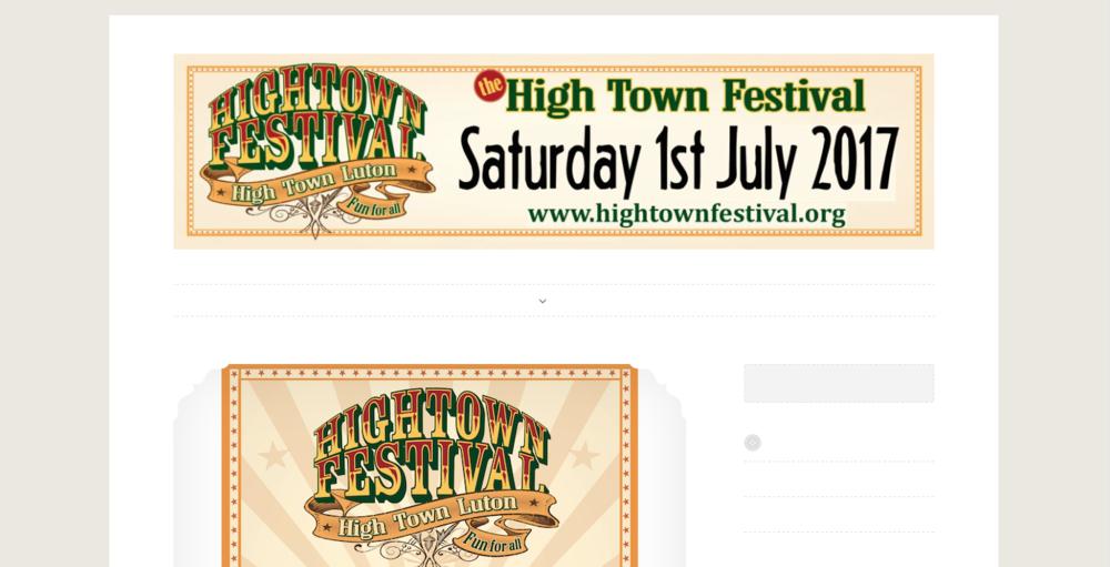 High Town Festival