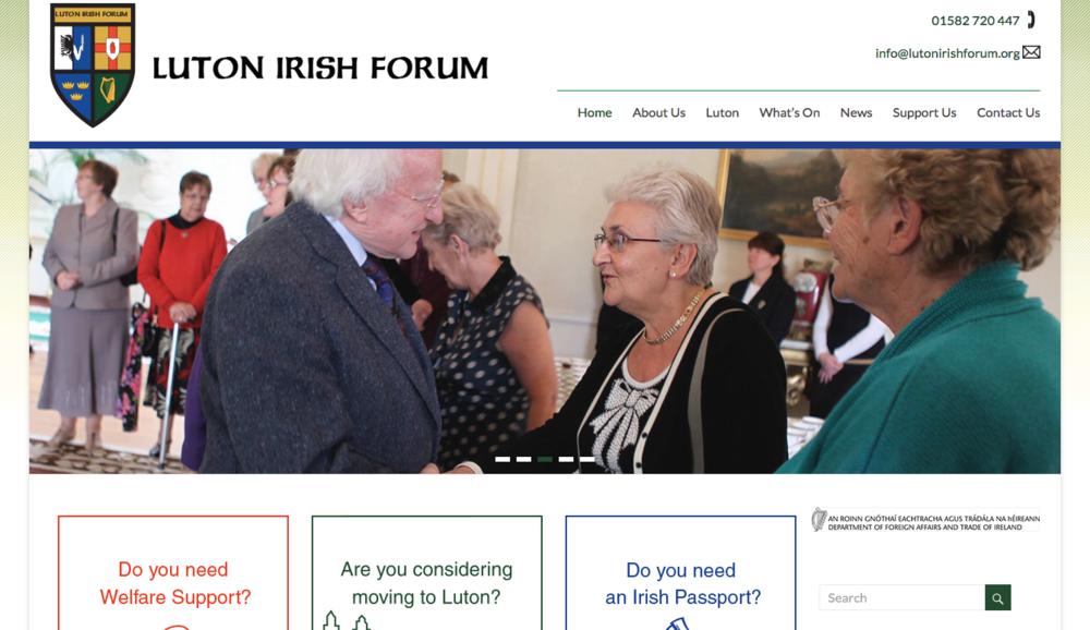 Luton Irish Forum