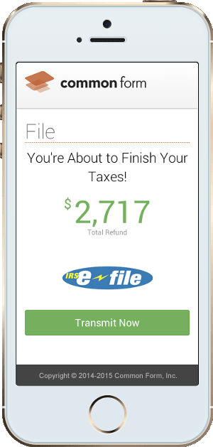 e-file Tax Software