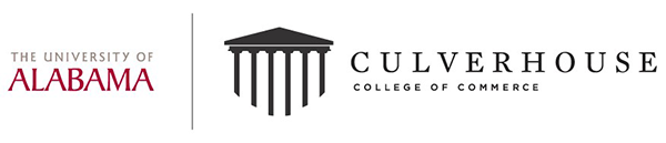 University of Alabama, Culverhouse School of Accountancy  logo