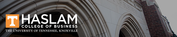 University of Tennessee at Knoxville, Haslam College of Business Administration logo