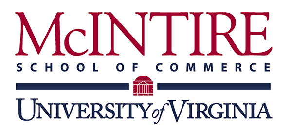 University of Virginia, McIntire School of Commerce logo