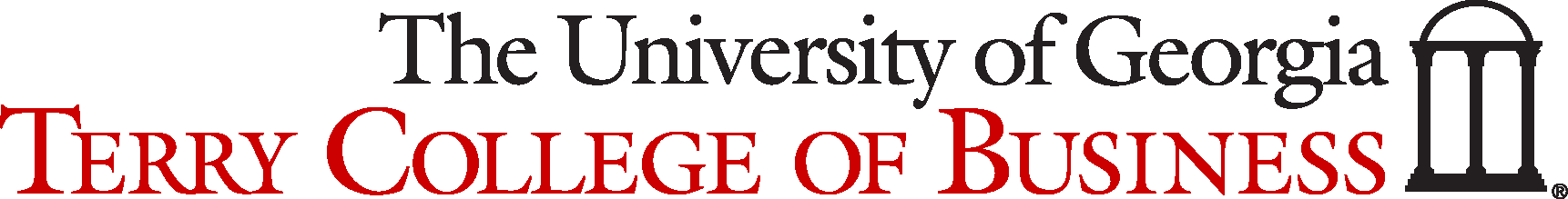 University of Georgia Terry College of Business logo