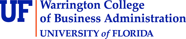 University of Florida Warrington College of Business Administration logo