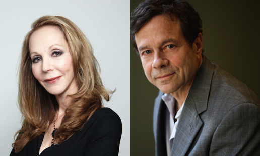Rebecca Goldstein and Alan Lightman
