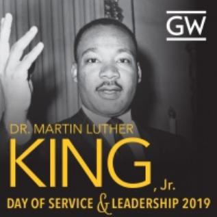 Martin Luther King Jr Day Of Service And Leadership Honey W