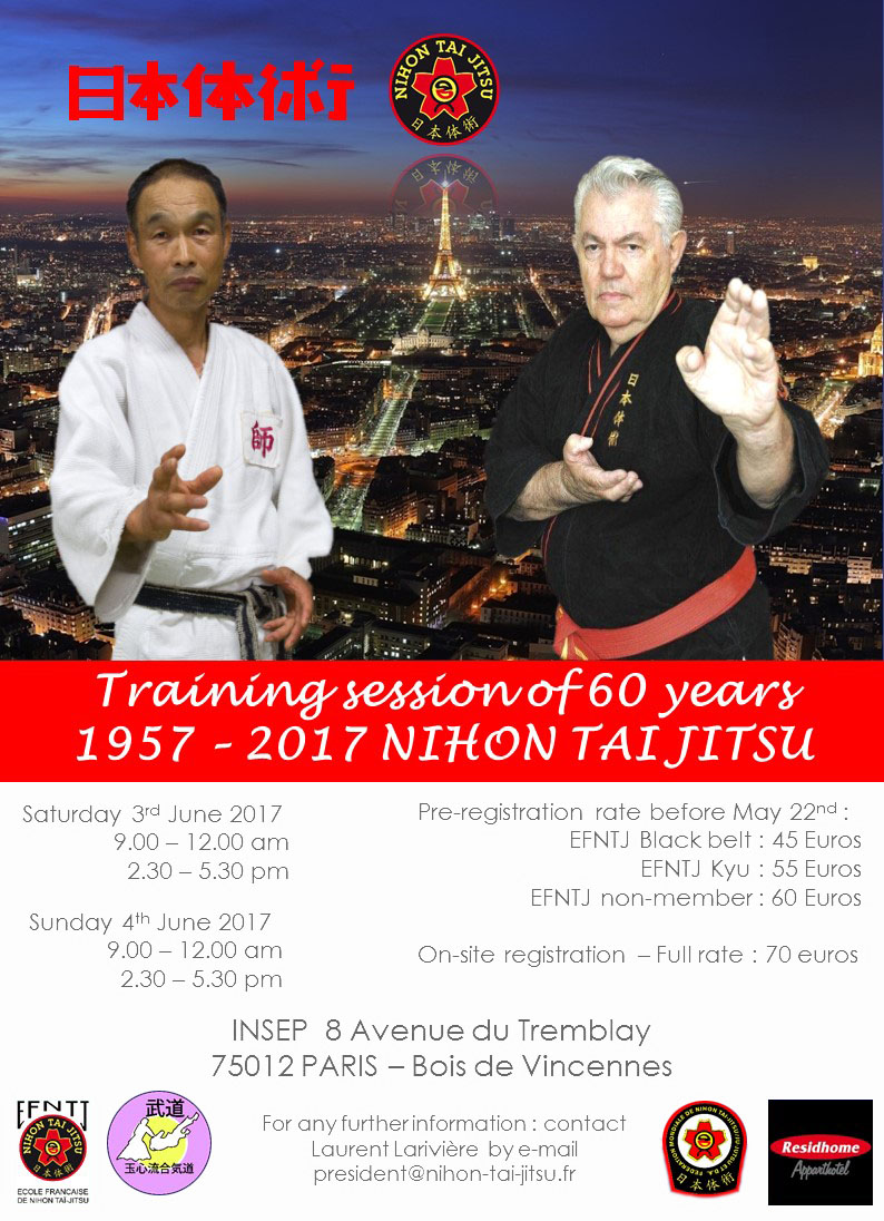 NTJ 60 years training seminar