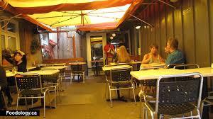 ($)La Banquise - 994 Rachel Street E.Restaurant specializing in poutines; Open 24h.