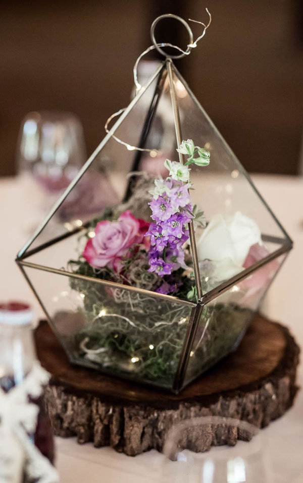 Geometric-Shaped-Glass-Cases-Wedding-Reception-Décor-with-Moss-and-String-Lights.jpg