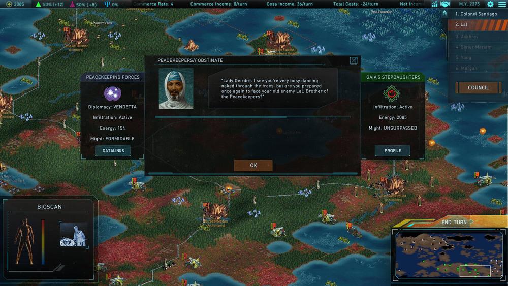 Diplomacy v2