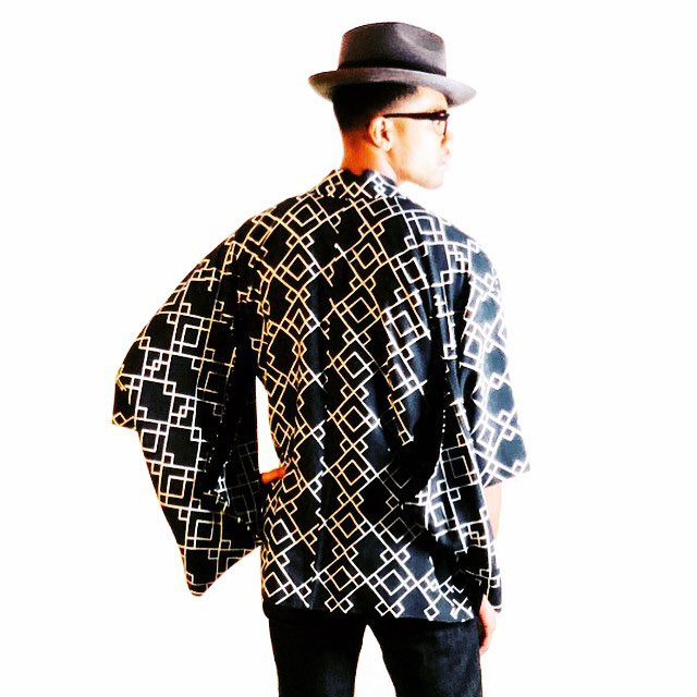 Japanese handmade kimono