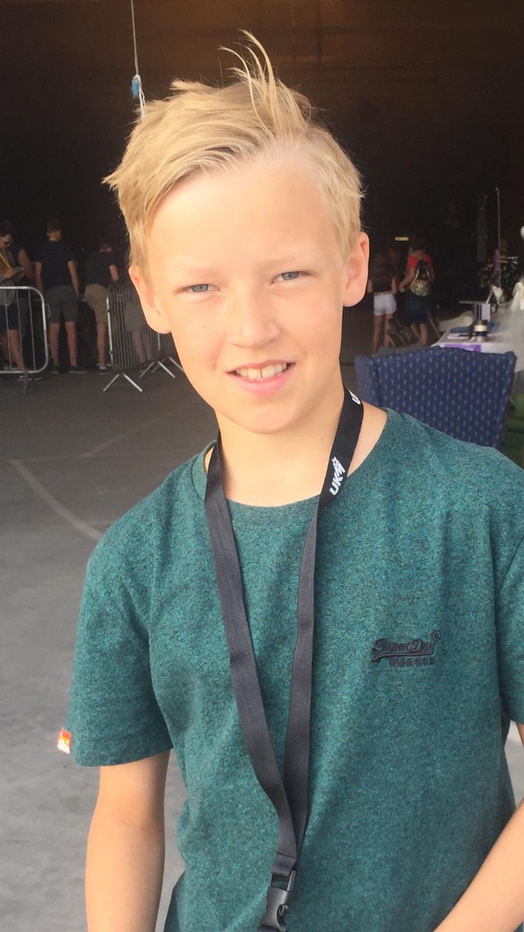 Noah Korslund (13)