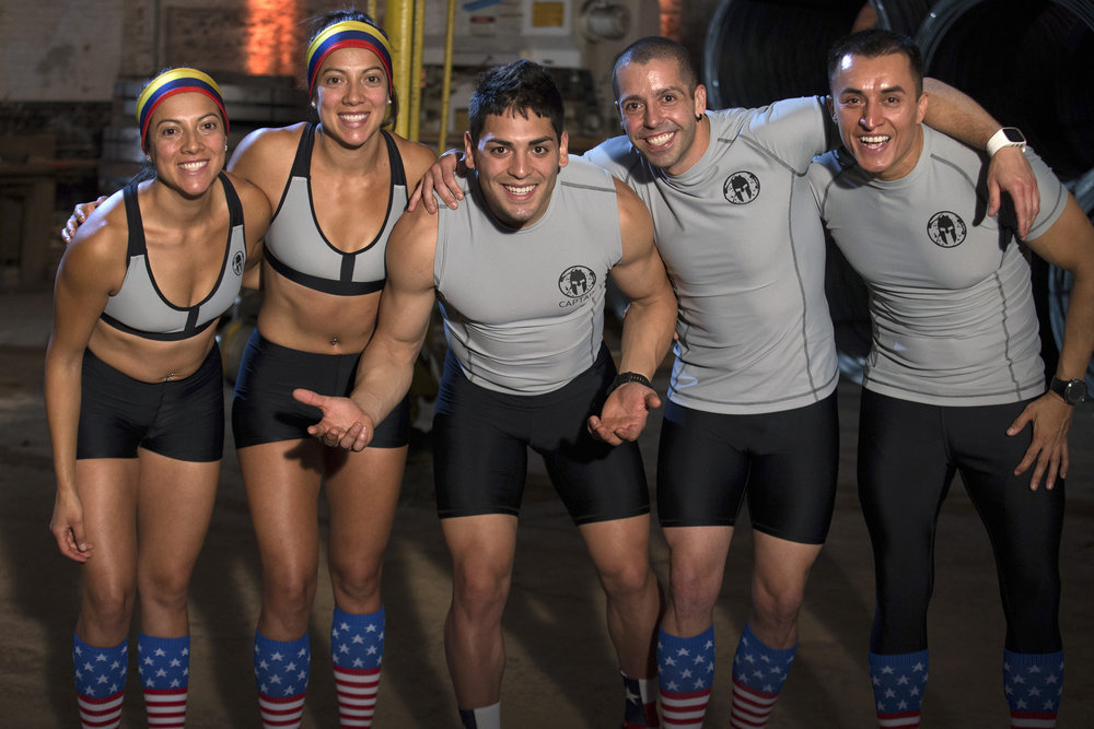 Watch my team American Dream compete during second season of SPARTAN: Ultimate Team Challenge on NBC!