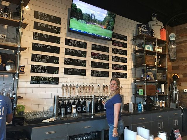 IA and craft brewing? We think it's a great match! Join us at St. Pete's Flying Boat Brewing for World IA Day Tampa Bay 2019 on February 23. Pictured here, Bone Hook Brewing Company in Naples thoughtfully organizes their menu by style of beer.