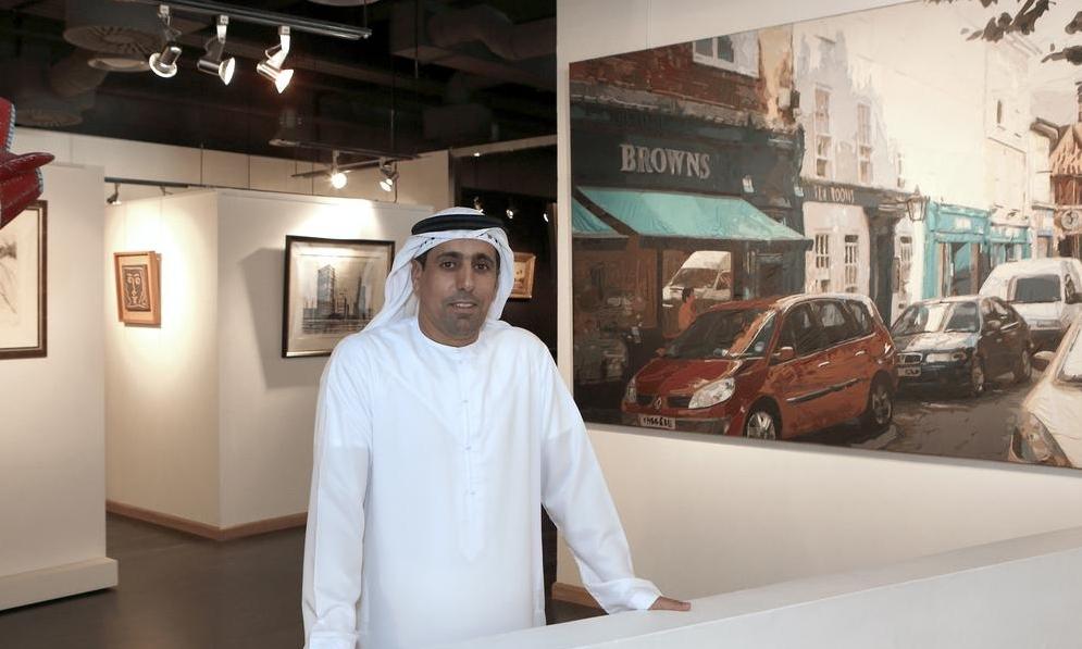 Jamal Habroush Al Suwaidi
