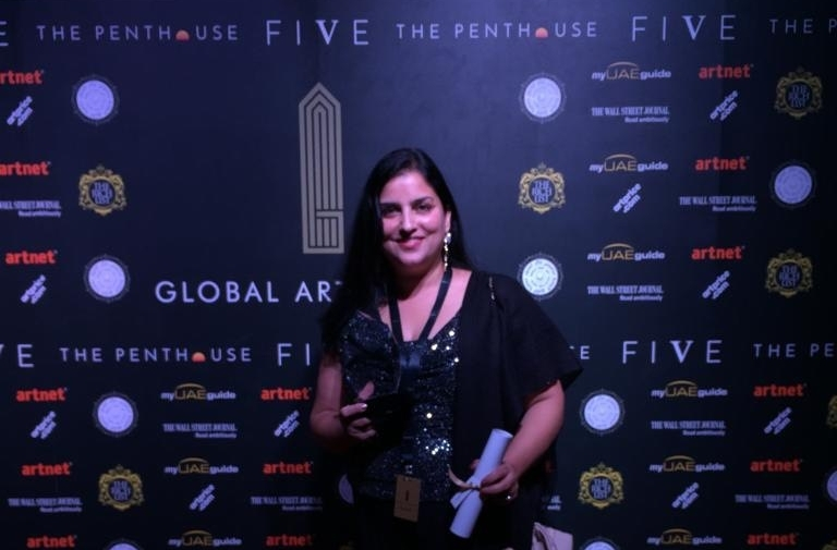 Archana Aneja - WINNER TEXTILE ART
