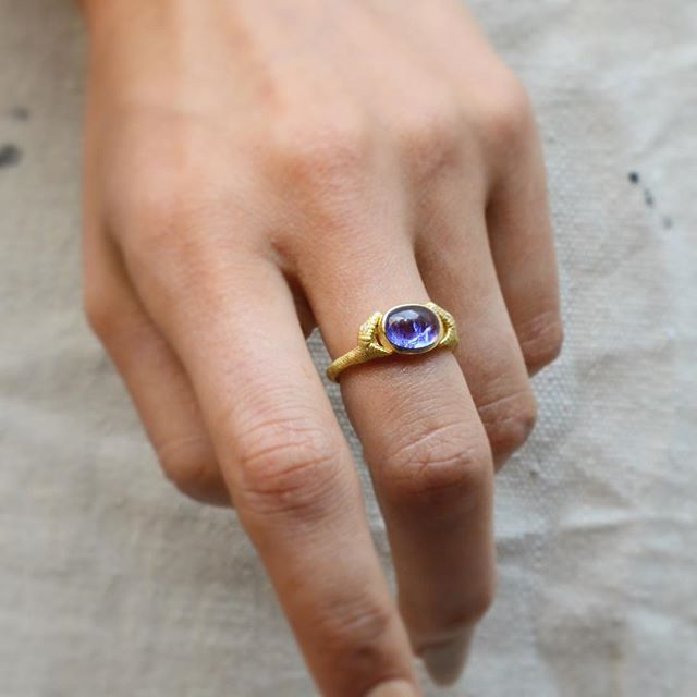 Dreams of diamond eyed serpents chasing tanzanite center stones. . . . . #tanzanite #snakes #snakesofinstagram #snakering #gold #diamonds #jewelry #jewelrylover #jewelrycollection #showmeyourrings