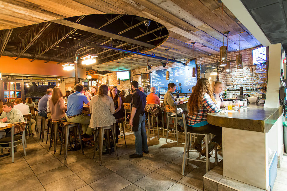 Located In The Heart Of Five Points, 5 Point Public House Is Birminghamu0027s  Newest Favorite Spot.