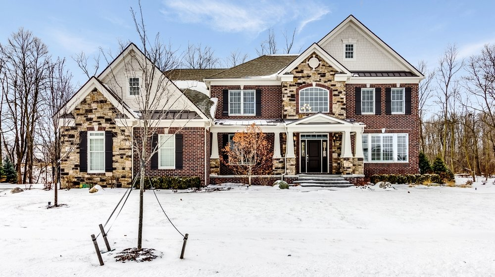 17387 BRIAR RIDGE LANE, NORTHVILLE | $899,900