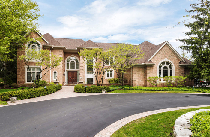 1224 HIDDEN LAKE DRIVE, BLOOMFIELD HILLS