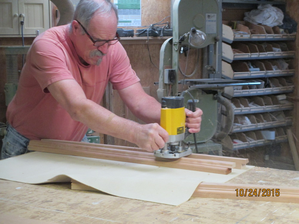 Damon, Building the Frame