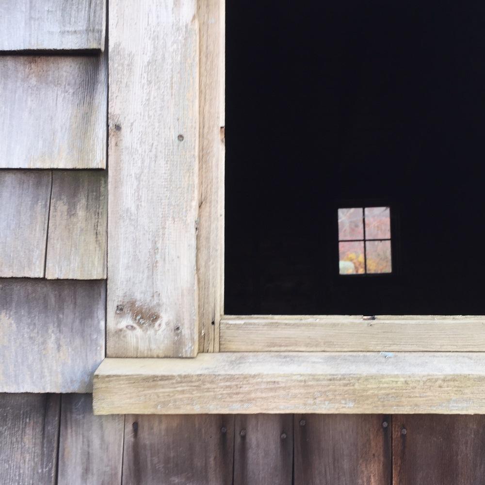 Sailor's shack, Cliff Kuhn-Lloyd