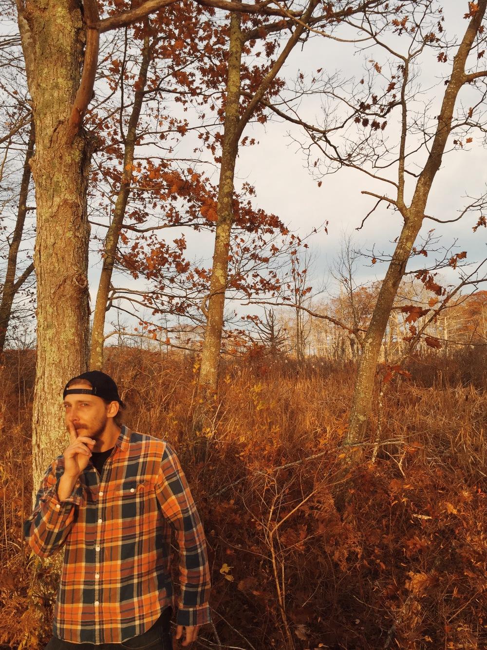 Deer Season Hiking Attire, Cliff Kuhn-Lloyd