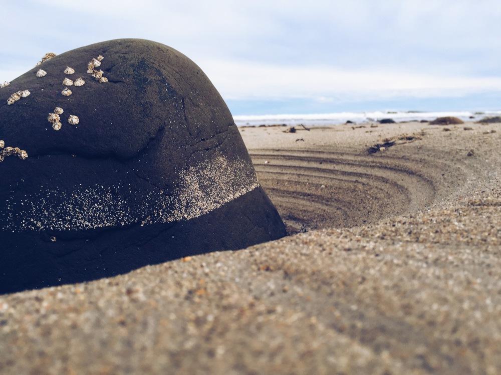 Sand Design, Cliff Kuhn-Lloyd