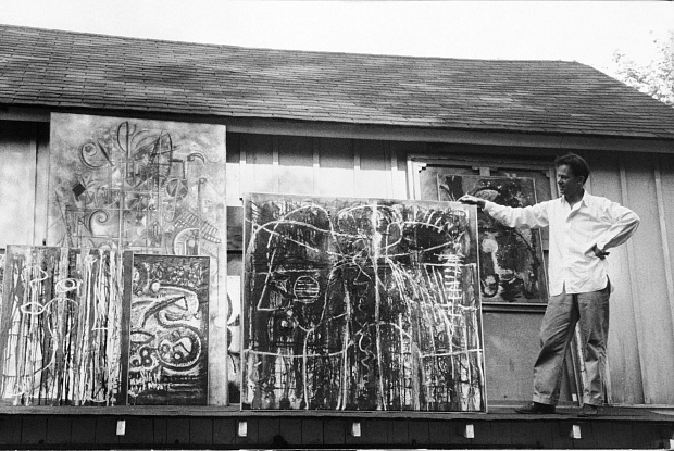 Richard Pousette-Dart (Image: © 2016 The Richard Pousette-Dart Estate)