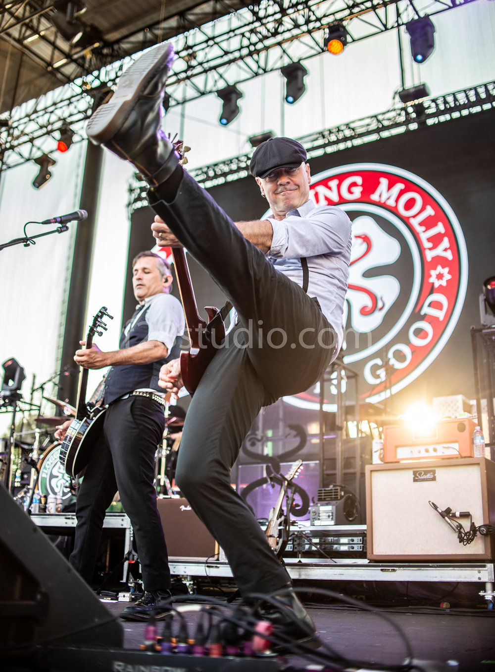 Dennis Casey - Flogging Molly